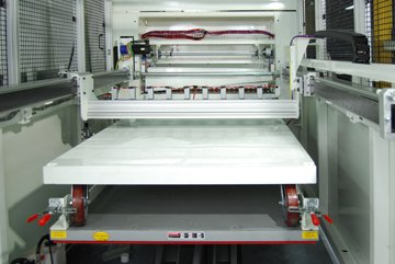 Optional Gripper Stacker